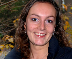 Jill Fonk, Gap Year Program, The Netherlands
