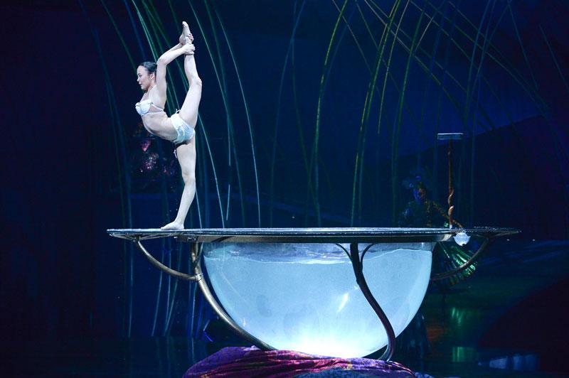 Cirque Du Soleil Amaluna Pluk De Dag
