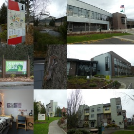 Collage campus